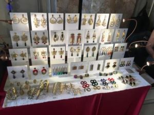Mercato Violette Sauvage riutilizzo gioielli olimpia Corvino