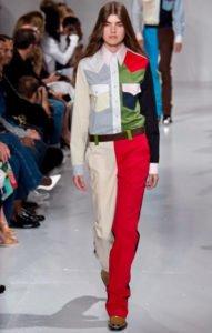 fashion week new york sfilata calvin Klein
