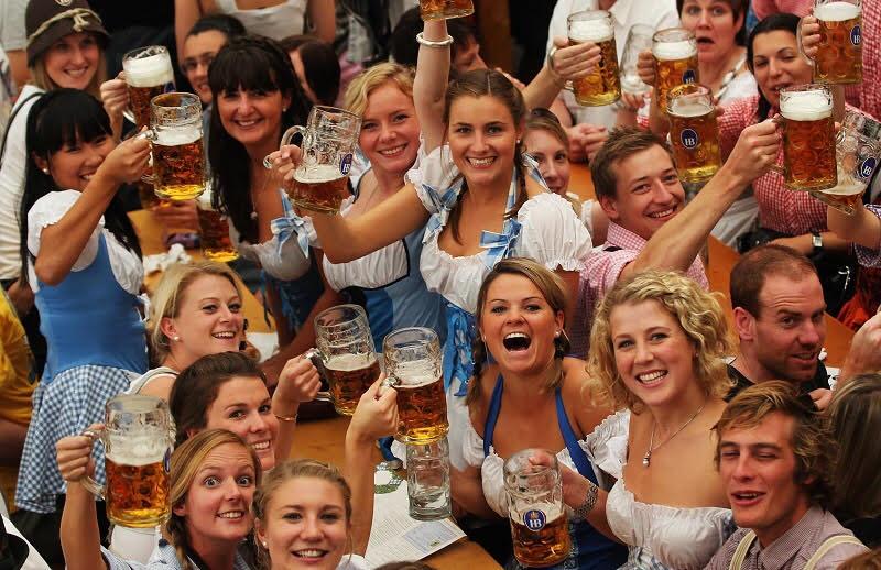 A tutta birra… con l'Oktoberfest di Roma