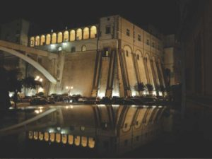 photowalk 10 settembre genazzano castello colonna notte yallers lazio