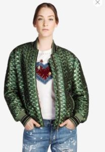 tendenze must have 2017 2018 sfilate bomber Dolce&Gabbana