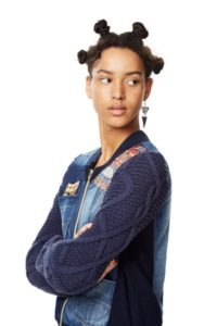 tendenze must have 2017 2018 sfilate giubbotto jeans desigual