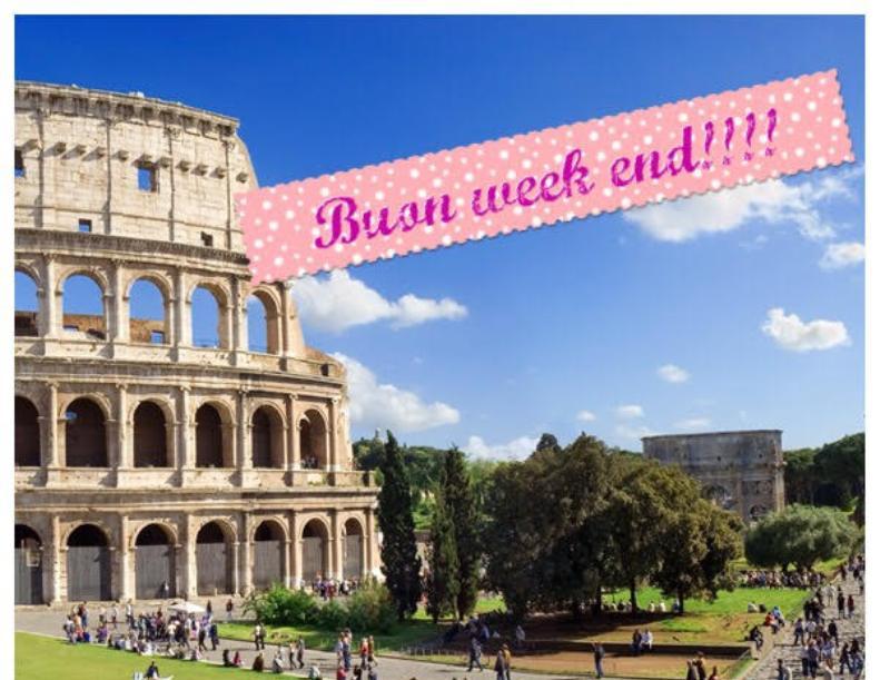 Cosa fare nel week end a Roma? Qualche idea