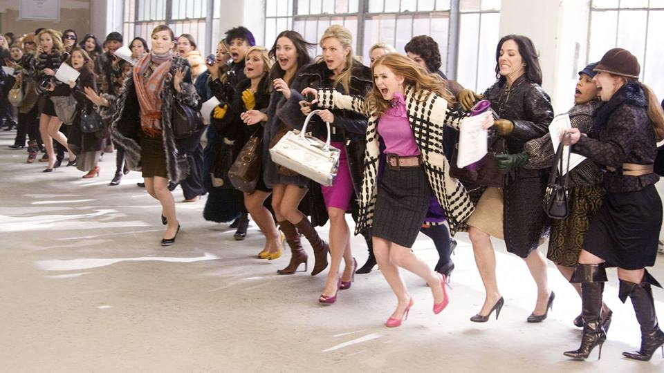 Torna a Roma la shopping glamour con Violette Sauvage!
