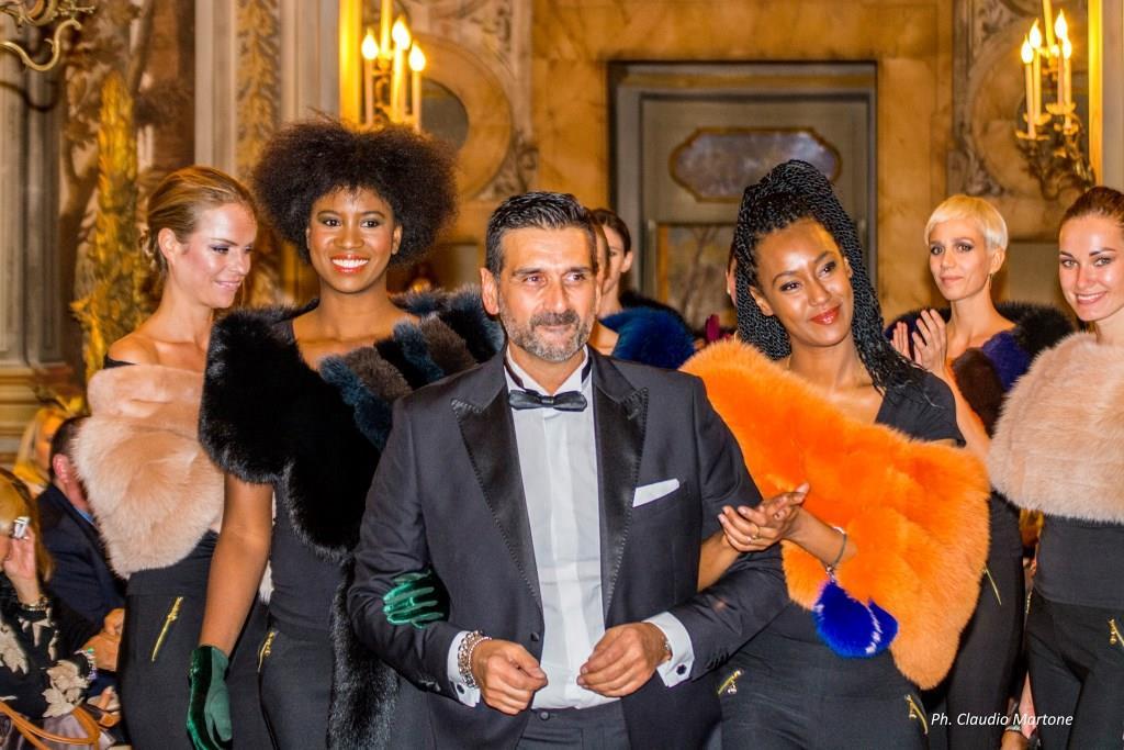 Roberto Cagnetta presenta la sua coloratissima collezione