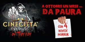 halloween cinecitta world