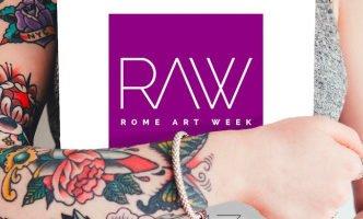 RAW rome-art-week-2017-