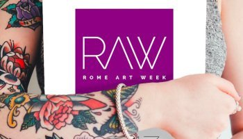 RAW – Rome Art Week, una settimana piena d'Arte