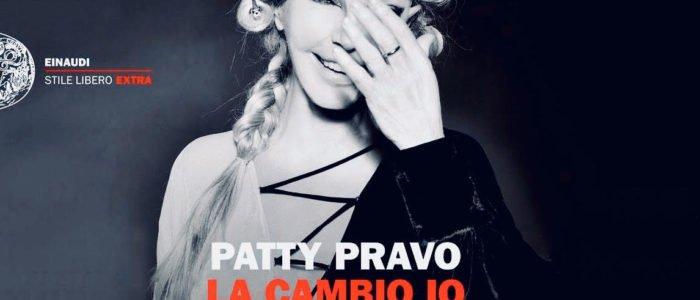 Patty Pravo presentazione autobiografia la cambio io la vita che.... offoff theatre cop