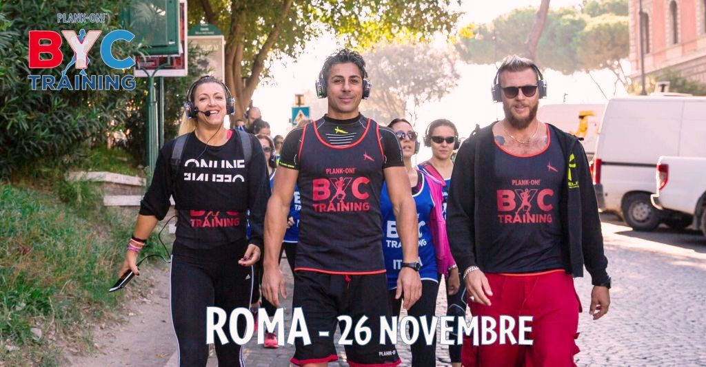 Plankon Believe in Your Core Training™ torna a Roma!