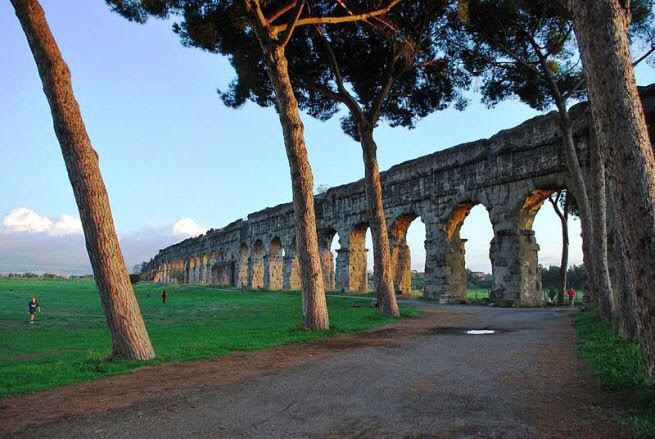 plankon believe in your core BYC roma 26 novembre parco appia antica