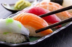 weekend 4 e 5 novembre roma Via Japan street food
