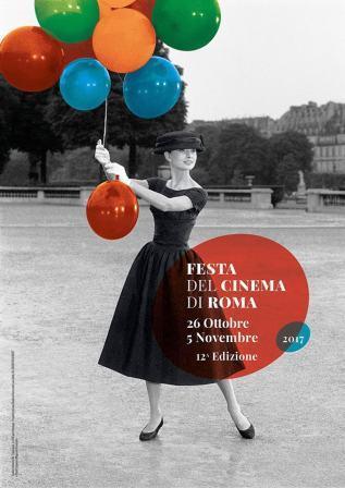 weekend 4 e 5 novembre roma festa del cinema di roma locandina