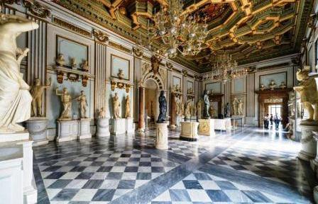 weekend 4 e 5 novembre roma musei capitolini