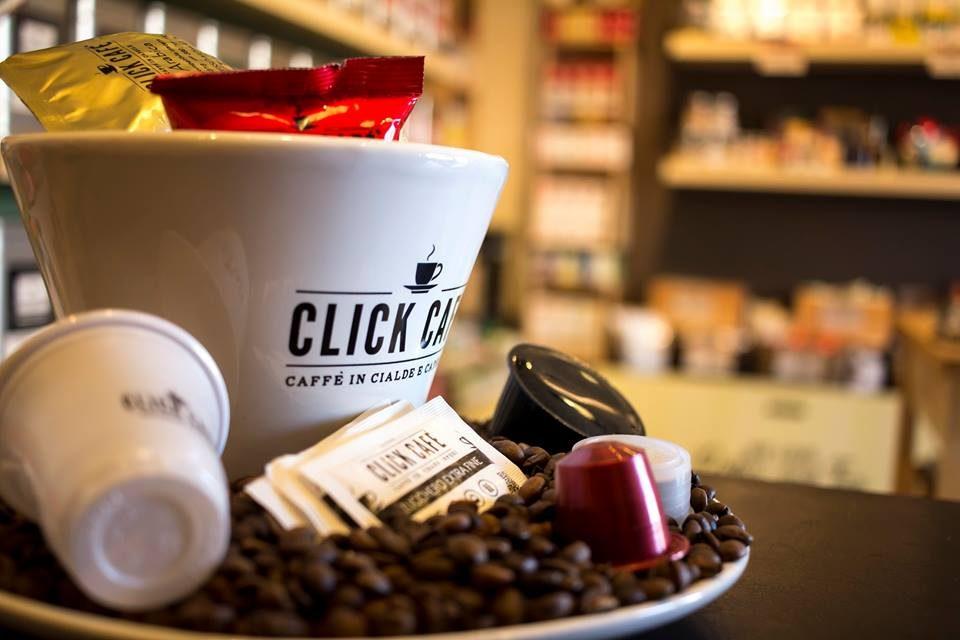 Click Café , caffè, the e infusi da tutto il mondo