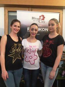 Collezione Colors Elenia Scarsella ragazze concorso ragazza protagonista