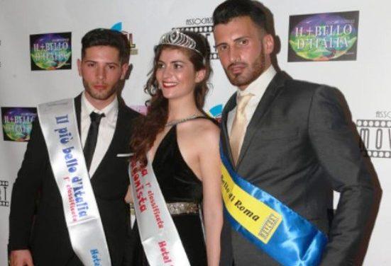 Finale regionale de Il + Bello d'Italia e Ragazza Protagonista: bellezza a tempo di Valzer!