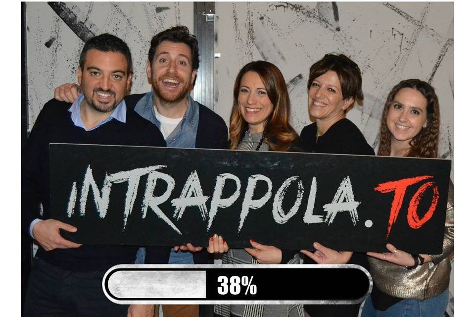 Intrappola.TO : fuga dalla Escape Room!