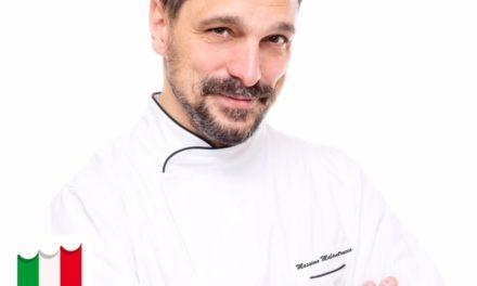Lo Chef Massimo Malantrucco porta la cucina italiana fino in Qatar