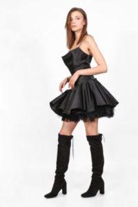 capodanno outfit abito imperial tutù