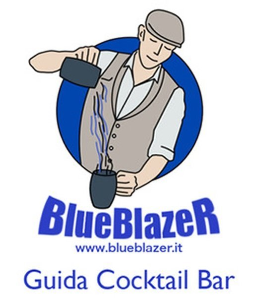 logo Guida Cocktail BlueBlazer