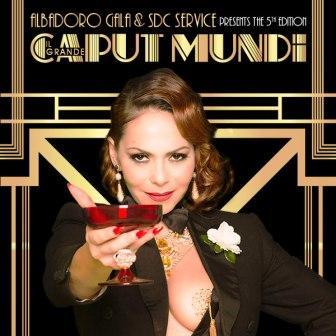 Caput Mundi International Burlesque, a Febbraio a Roma