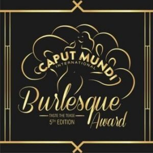 CaputMundiIBA_Logo - Foto Profilo burlesque