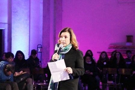 Carlotta Sami - portavoce UNHCR per il Sud Europa