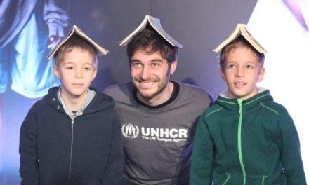 #mettiamocelointesta , progetto di UHNCR per l'istruzione dei bambini