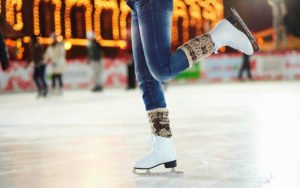 eventi carnevale roma pista pattinaggio sul ghiaccio