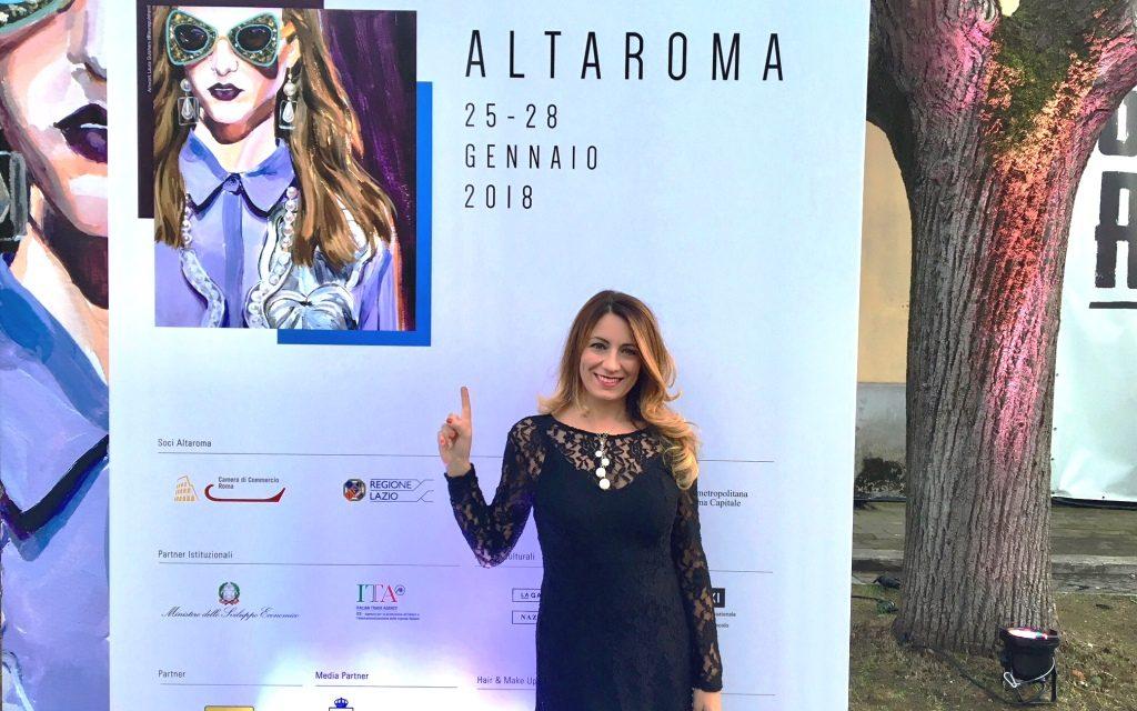 Altaroma 2018 , alta moda e tanto spazio ai giovani