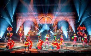 teatro mix circuba roma viale dell'oceano pacifico