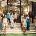 Roberta Bacarelli presenta ad Altaroma la sua collezione Louise