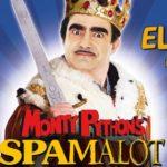 SPAMALOT con Elio al Teatro Brancaccio