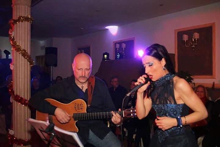 La black voice italiana Star Elaiza in concerto al Killer Beer