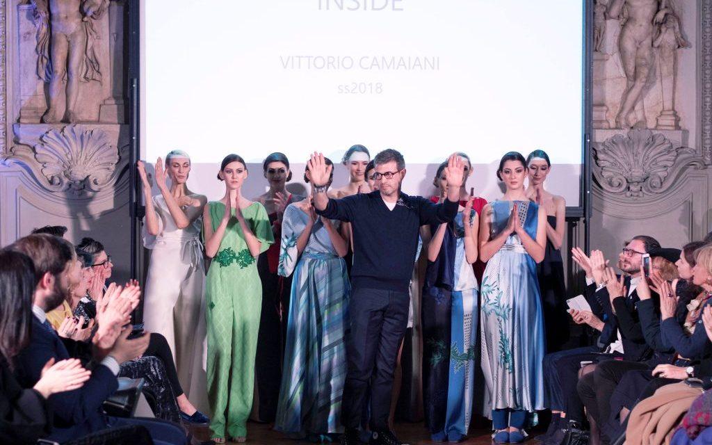 Grande successo per INSIDE , la sfilata evento di Vittorio Camaiani