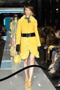 settimana della moda milano sfilata moschino