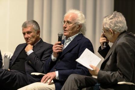Luciano Benetton e Imago Mundi alla GNAM