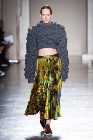 cristiano burani sfilata milano fashion week
