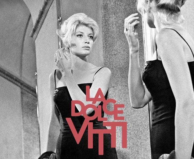 La Dolce Vitti , Roma rende onore alla grande Monica Vitti