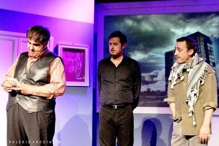 lallo circosta Greg Riccardo graziosi showkezze teatro marconi