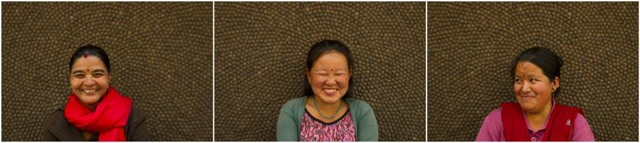 tappeti sukhy donna del nepal