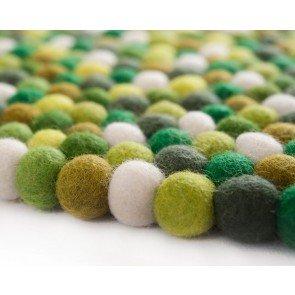 tappeti sukhy palline di feltro