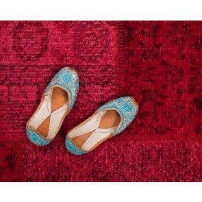 tappeti sukhy patchwork turchia rosso