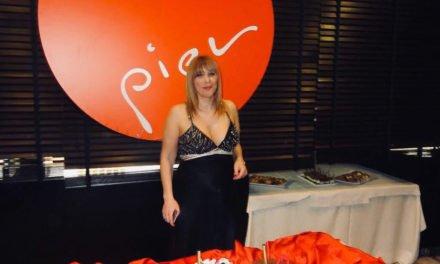 Veronica Lepidini festeggia il suo compleanno con un party super!