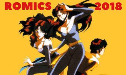 ROMICS 2018, non solo fumetti