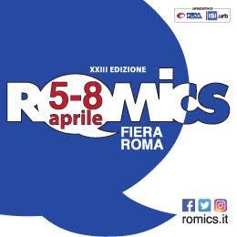 ROMICS 2018 logo