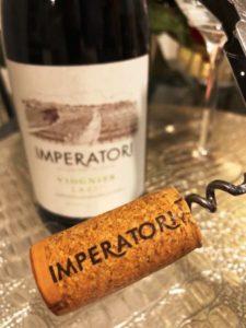 cantina imperatori vino bianco viogner etichetta