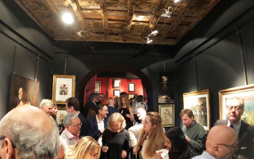 Inaugurata l'attesissima Mostra Fantastiche Visioni di Federico Fellini