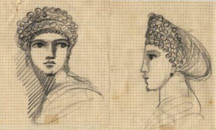 Fantastiche Visioni i bozzetti di Fellini in mostra a Vitorchiano